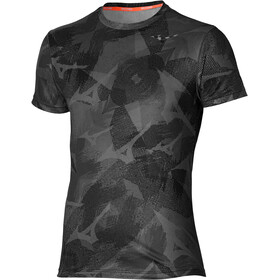 Mizuno Aero Tee Men, black